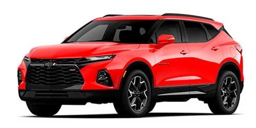 Promociones Y Precios De Blazer 2021 Chevrolet Mex